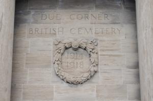 Dud Corner British Cemetary